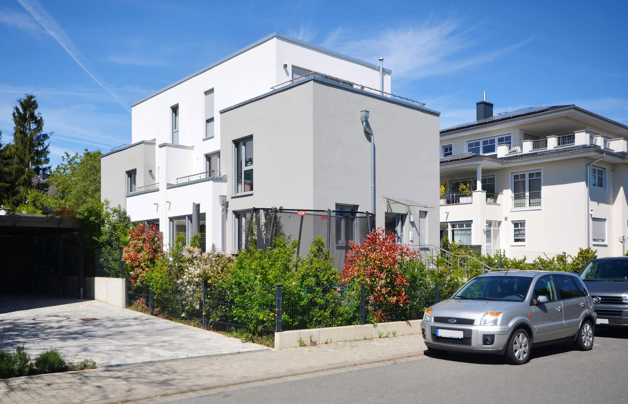 Damian Werner - Neubau - Henricusstraße, Oberursel