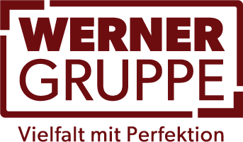 Werner Gruppe - Logo rot